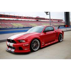 Ford Mustang 5.0 GT Widebody Aerodynamic Kit 2010-2012