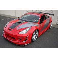 Toyota Celica GT-300 Widebody Aerodynamic Kit 2000-2005