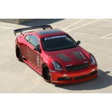 Infiniti G35 Coupe GTR35 Widebody Aerodynamic Kit 2003-2007