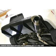 Mitsubishi Evolution 8 / 9  Rear Diffuser 2003-2007