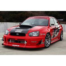 Subaru Impreza WRX SS/GT Widebody Aerodynamic Kit 2004-2005