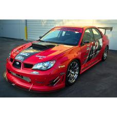 Subaru Impreza WRX SS/GT Widebody Aerodynamic Kit 2006-2007