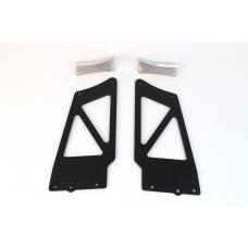 Porsche Cayman GT4 Factory Wing Extension kit